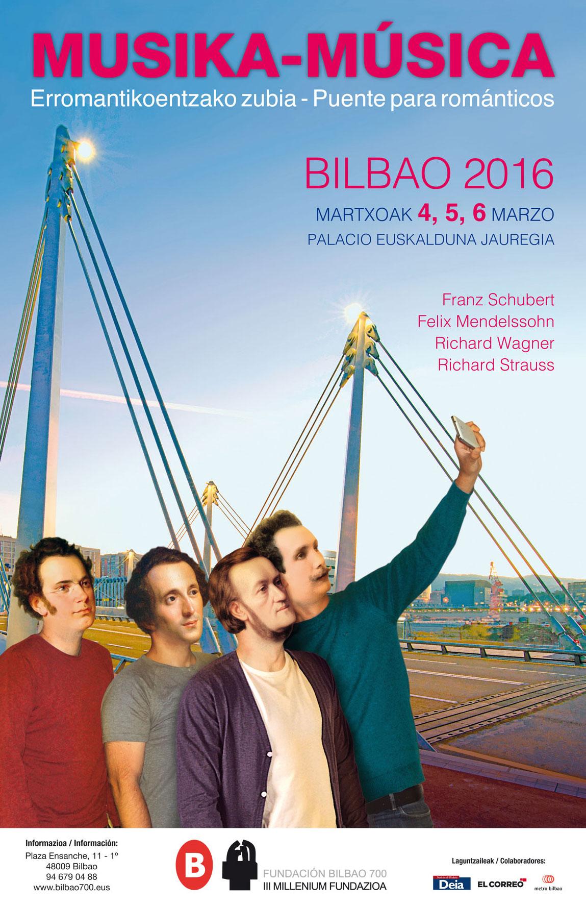 El conservatorio en musika musica 2016 conservatorio - Conservatorio musica bilbao ...