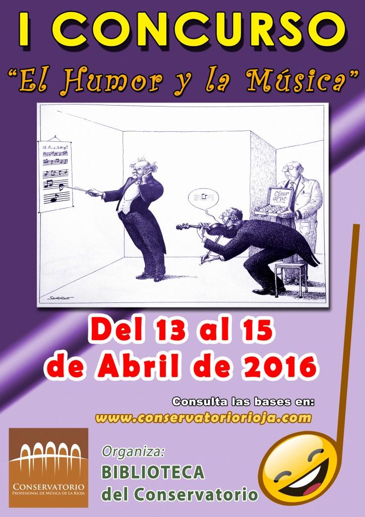 Cartel 'El Humor y la Música'_web
