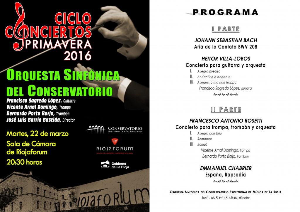 Programa Orquesta Riojaforum_2016