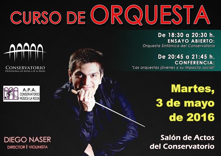 Cartel curso Orquesta web
