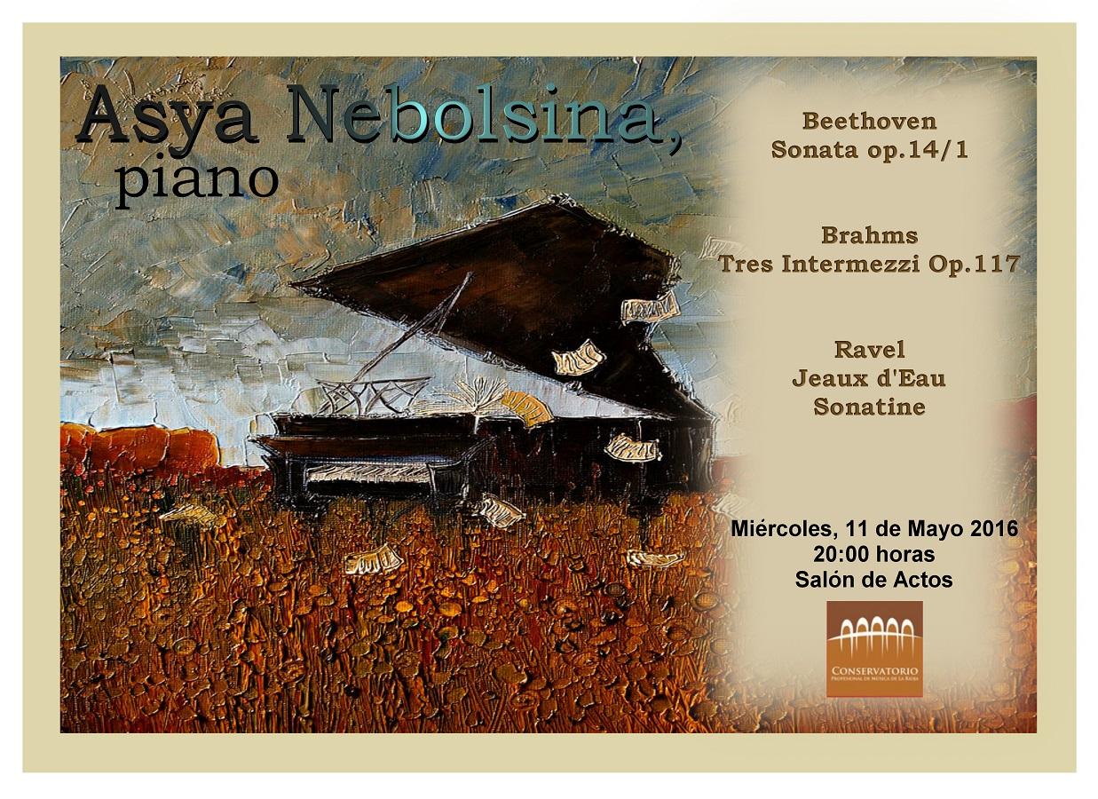 Cartel Logrono 11 Mayo