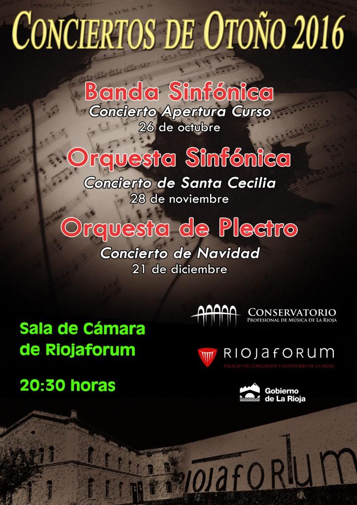 Conciertos Otoño 2016 Riojaforum_CARTEL