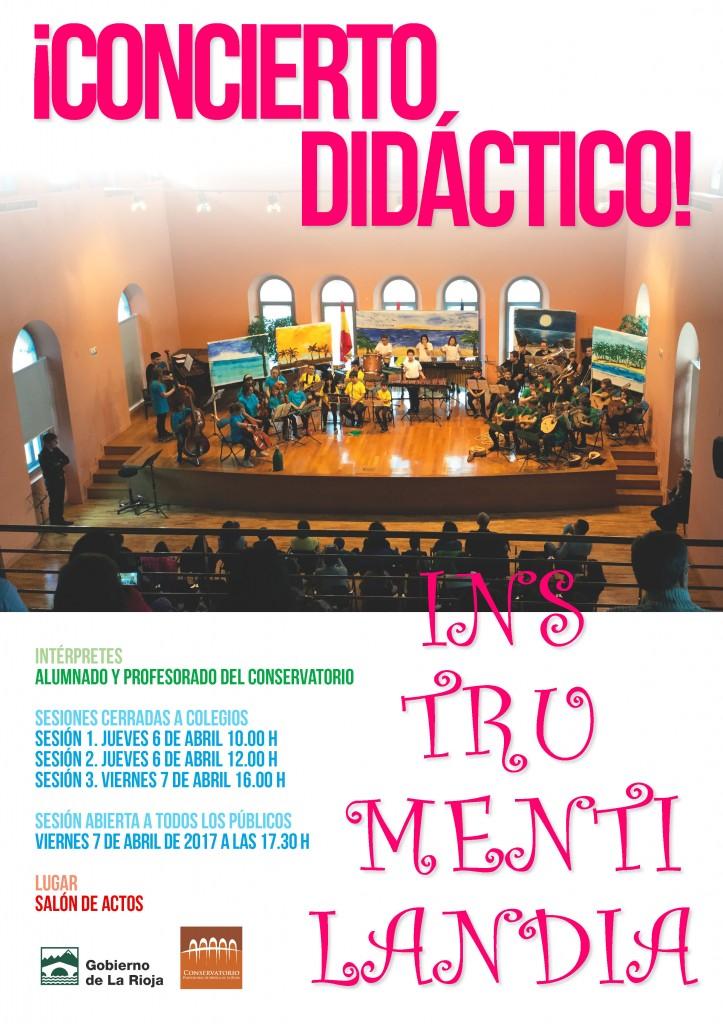 concierto didáctico 2017