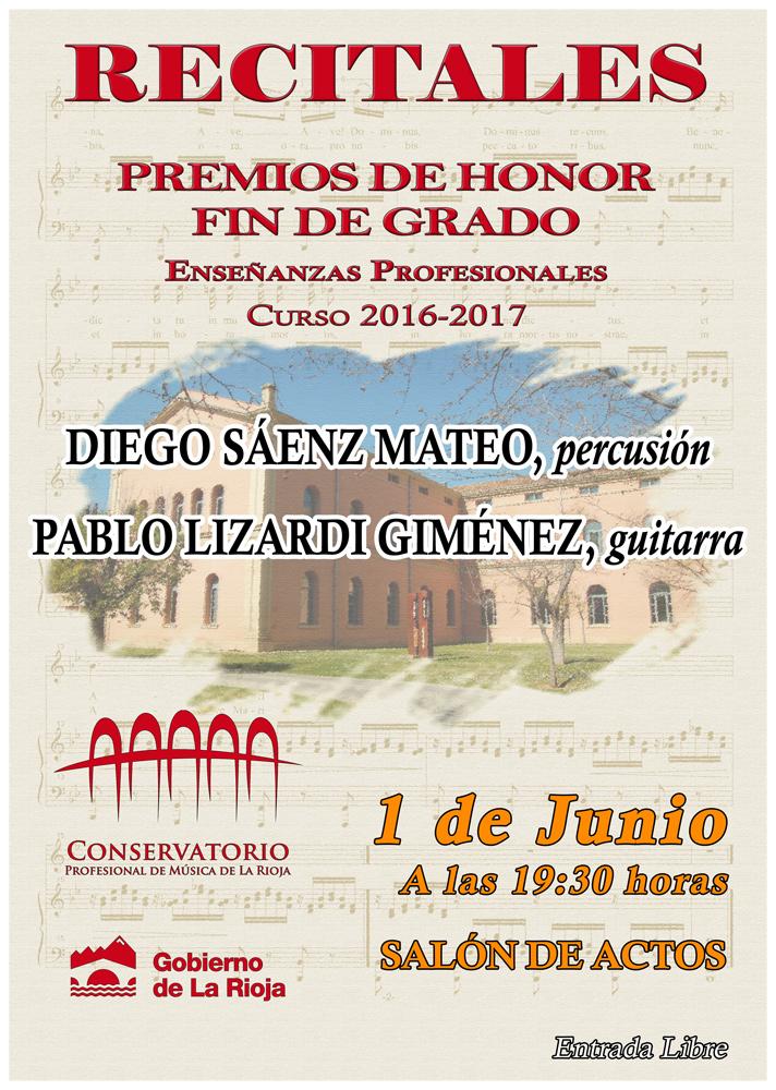 Cartel Premios de Honor_2016-17