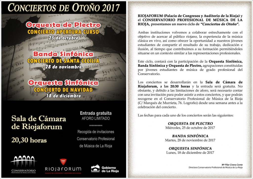 Ciclo Otoño 2017