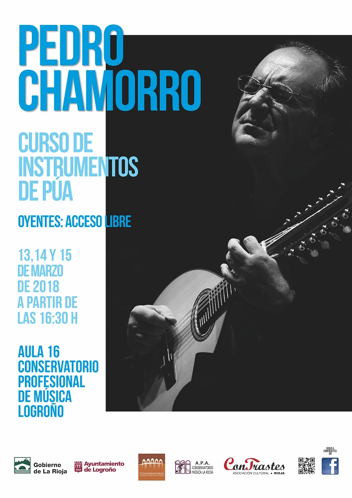 20180313 Pedro Chamorro
