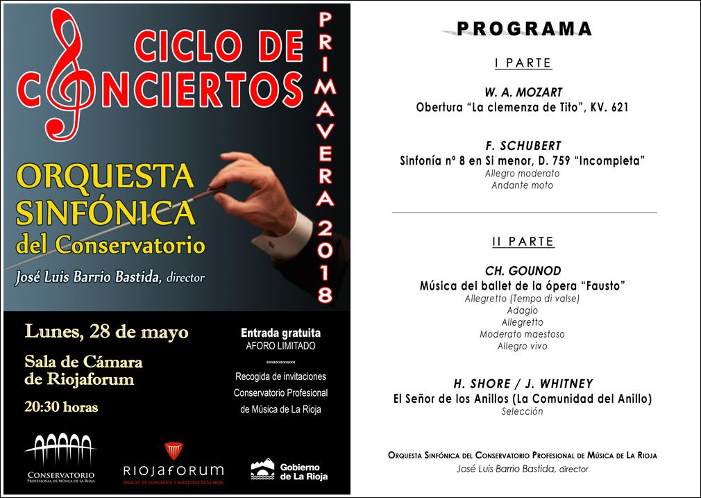 Programa-Orquesta-Primavera 2018-Riojaforum