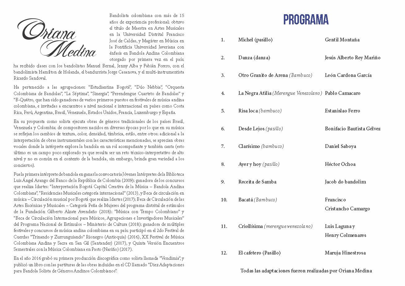 20180930 Oriana Medina PROGRAMA_Página_2
