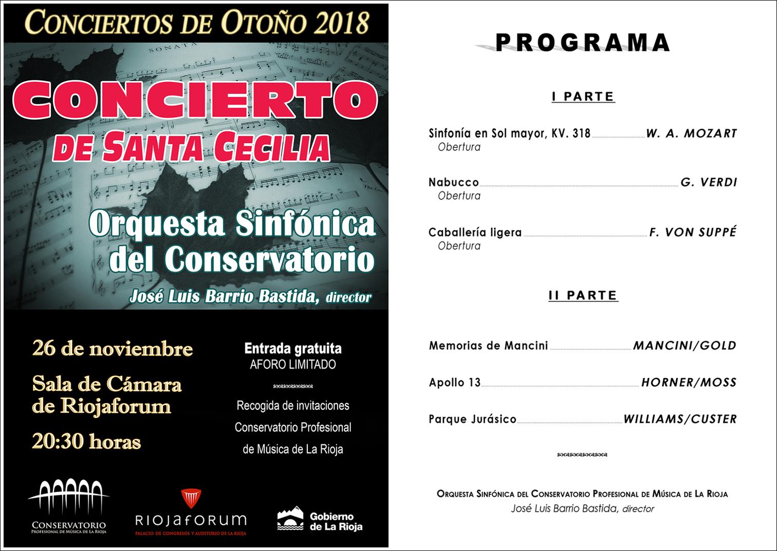 Concierto Orquesta_Otoño 2018